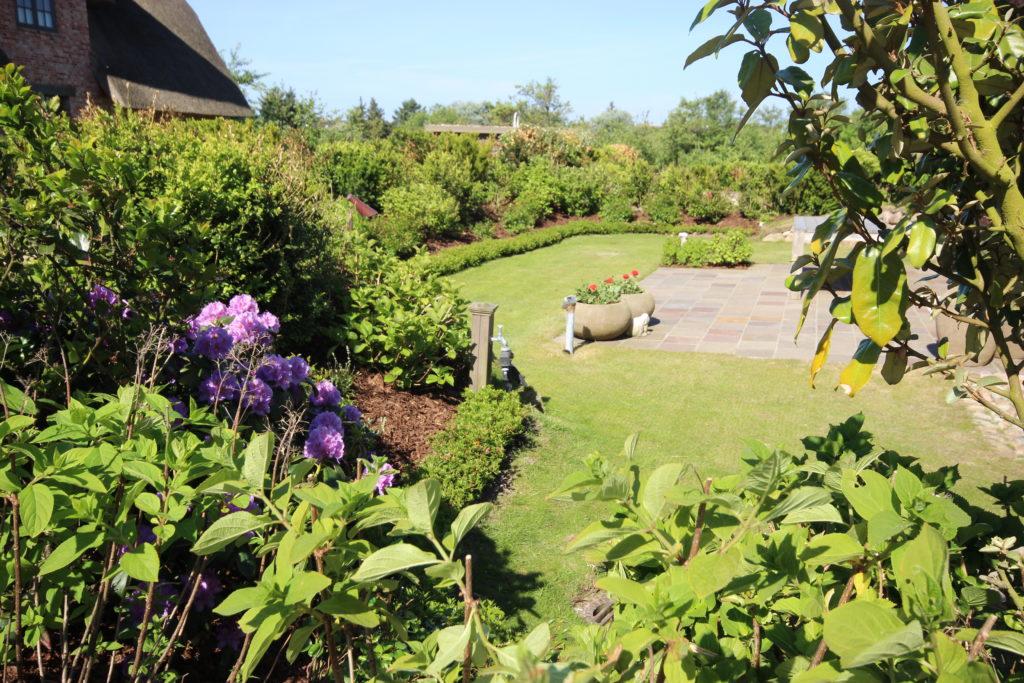 Gartenanlage - Gestaltung